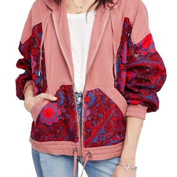 Free People Magpie Oversize Jacket | Nordstrom