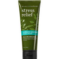 Eucalyptus Spearmint Body Cream - Aromatherapy | Bath And Body Works