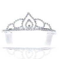 Bling Jewelry Crown It Yours Tiara