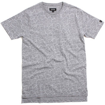 Solar Flintlock T-Shirt Grey Marle