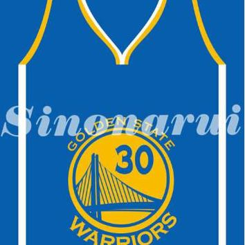 Golden State Warriors Number 30 Drawstring Bags Men Sports Backpack Digital Printing Pouch Customize Bags 35*45cm