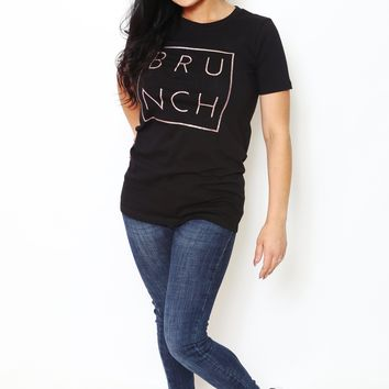 Brunch Relaxed Tee