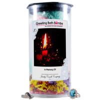 In Memory Of | Greeting Bath Bombs®