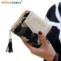 Women's Wallets Excellent Quality Monkey Card Holder Gift