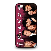 FRIENDS TV SHOW iPhone SE Case Cover