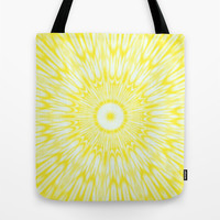 The Sun Tote Bag by SimpleChic