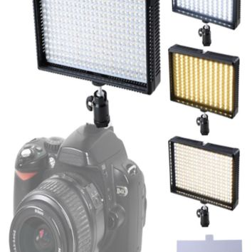 LED Light 5600K color Temperature  LEDs Light Panel Ultra Bright With Dimmer SC1952