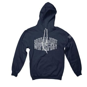 DRIVE ALL NIGHT WIN ALL DAY HOODIE