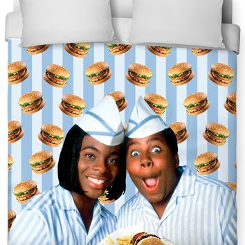 ROB Good Burger Duvet Cover