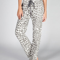 Fox Cordova Womens Pajama Pants Bone  In Sizes