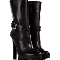 Dsquared2 - Leather Ankle Boots