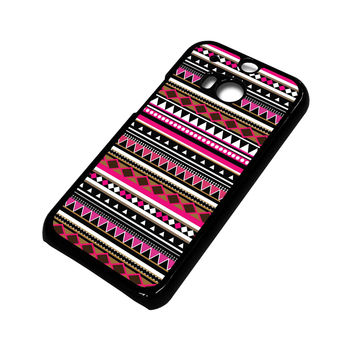 PIECE TRIBAL PATTERN 1 HTC One M8 Case Cover