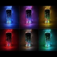 Apple High Quality LED Color Change Flash Light Hard Skin Protect Case Cover for Apple Iphone 4 4s