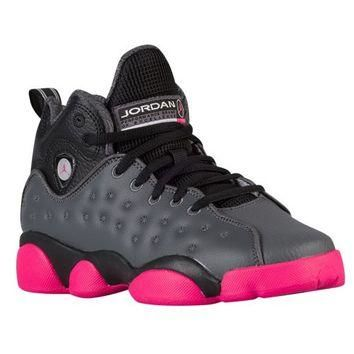 Jordan Jumpman Team II - Girls' Grade School at Champs Sports