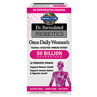 Dr. Formulated Probiotic Once Daily Womens 50 BILLION (30 Vegetarian Capsules) by Garden of Life at the Vitamin Shoppe