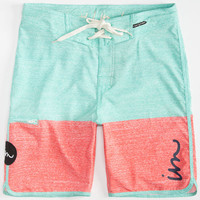 Imperial Motion Lipton Mens Boardshorts Seafoam  In Sizes