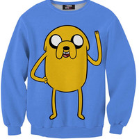 Blue Jake Sweatshirt