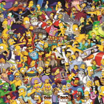 Simpsons The 11inx17in Mini Poster