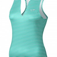 Nike Women's Winter Striped Pure Tank
