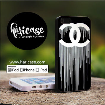 Chanel Classic In Fashion iPhone 5 | 5S | SE Cases haricase.com