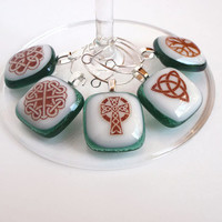 Wine Glass Charms - Gift for Bride