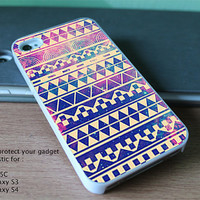 Aztec Geometric for iPhone 4, 4S, 5, 5S, 5C and Samsung Galaxy S3 & S4, ipod 4and ipod 5