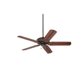 Emerson Fans BKIT-CF4801GES-B105HCB Premium Select Golden Espresso 54-Inch Ceiling Fan with Beaded Hand Carved Wood Blades
