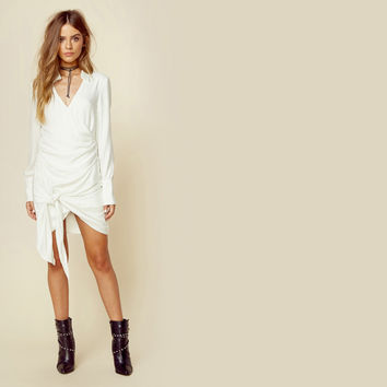 odysseus Shirt Dress