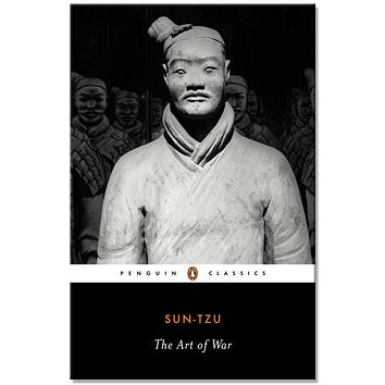 Sun Tzu the Art of War Paperback Book