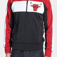 Men's Mitchell & Ness 'Chicago Bulls - Home Stand' Tailored Fit Track