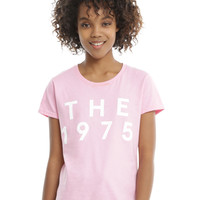 The 1975 Pink Girls T-Shirt