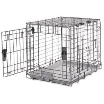 You & Me Zen Den 2-Door Training Dog Crates