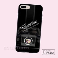 New Super Cars Cadillac Logo CASE COVER iPhone 6s/6s+/7/7+/8/8+, X and Samsung