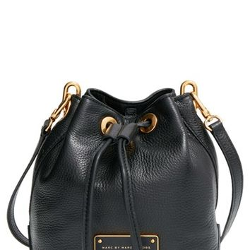 MARC BY MARC JACOBS 'New Too Hot to Handle' Leather Bucket Bag | Nordstrom