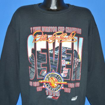 90s Dale Earnhardt Winston Cup Champ Sweatshirt Extra Large