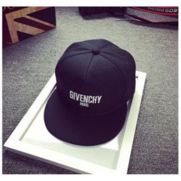 GIVENCHY MEN'S STAR CAP SUN HAT BASKETBALL HAT