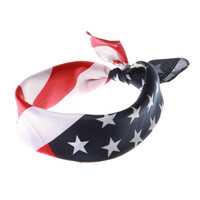 "The ""John Hancock"" American Flag Bandana"