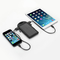 Waterproof Solar Power Portable Charger