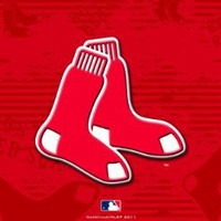 MLB Boston Red Sox Fiber Reactive Beach Towel