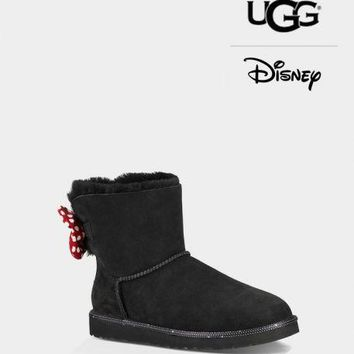 UGG Boots W SWEETIE BOW 1013391 BLRR Color US5-US10
