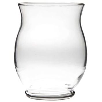 Clear Glass Small Hurricane Vase Shop From Hobby Lobby