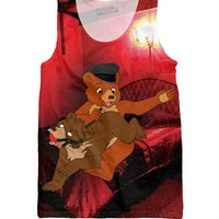 Little Daddy Bear Tank Top