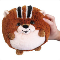 Mini Squishable Chipmunk: An Adorable Fuzzy Plush to Snurfle and Squeeze!