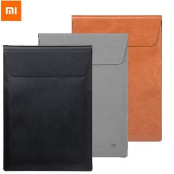 Original Xiaomi Air 13 Laptop Sleeve bags case 13.3 inch notebook for Macbook Air 11 12 inch Xiaomi Mi Notebook Air 12.5 13.3 ""