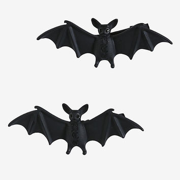 BlackCraft Bat Hair Clips Hot Topic Exclusive