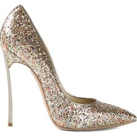 Casadei Sparkle Stiletto Heel Pumps - Biondini Paris - Farfetch.com