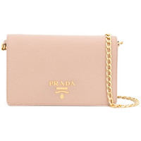 Prada Wallet On Chain - Farfetch