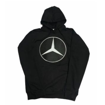 Club Foreign Benz Hoodies