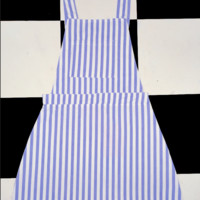 SWEET LORD O'MIGHTY! JACQUELINE PINAFORE DRESS