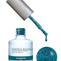LeChat Perfect Match Gel / Lacquer Combo - Showstopper 0.5 oz - #PMS157